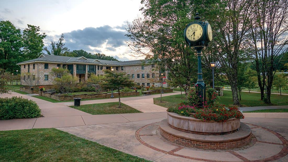Crockett Hall